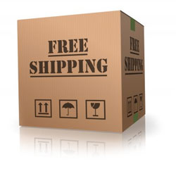 Free Shipping & Local Delivery*